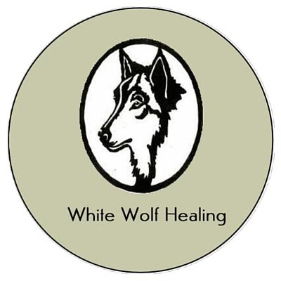 White Wolf Healing logo
