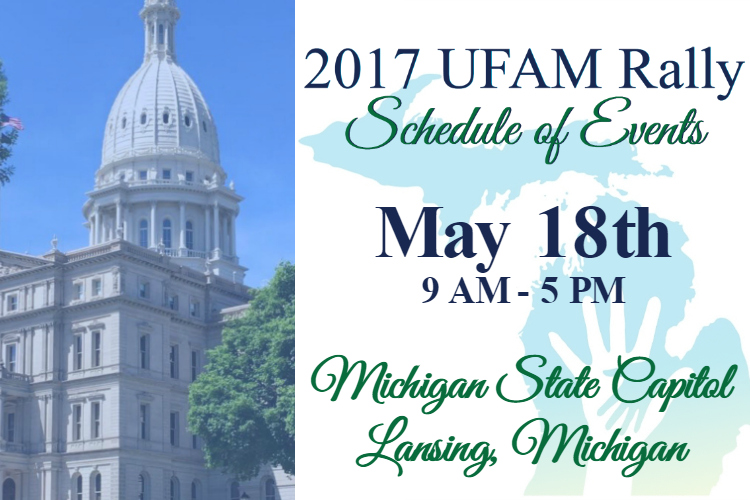 2nd 2017 UFAM Rally