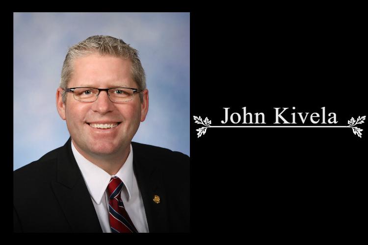 Rep. John Kivela