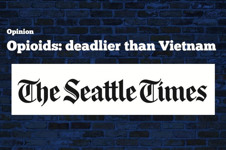 Opioids: deadlier than Vietnam