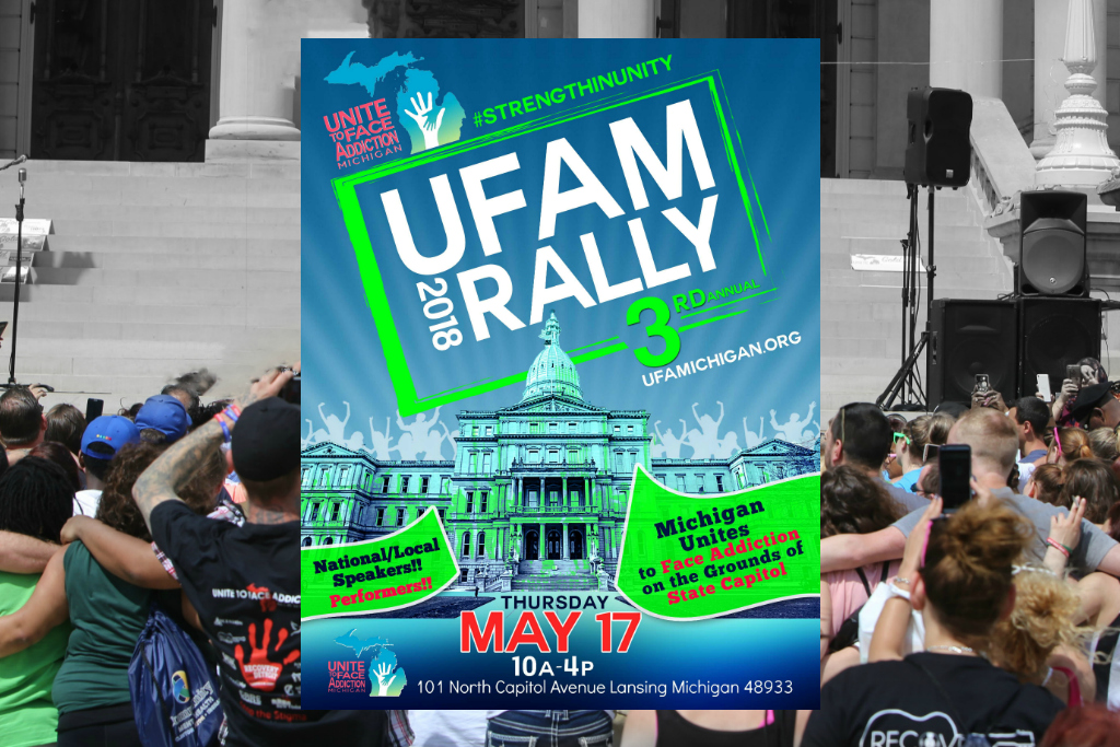 Register for 2018 UFAM Rally