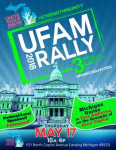 2018 UFAM Rally