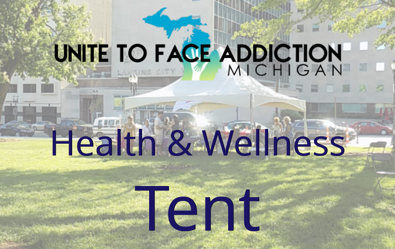 2018 UFAM Rally Health & Wellness Tent