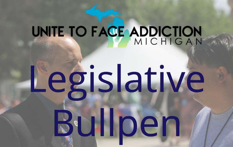 2018 UFAM Rally Legislative Bullpen