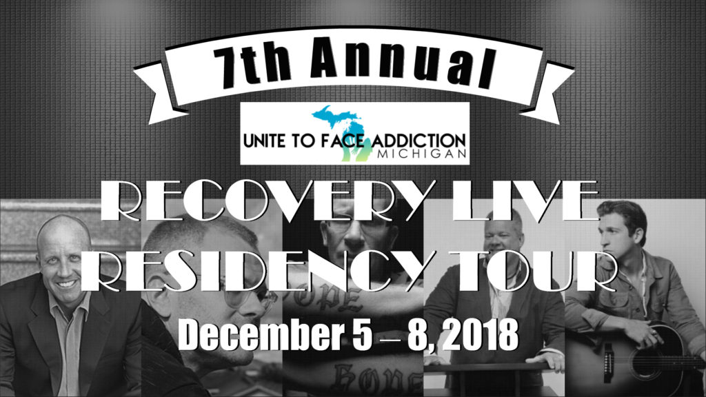 7th Annual Recovery Live Residency Tour