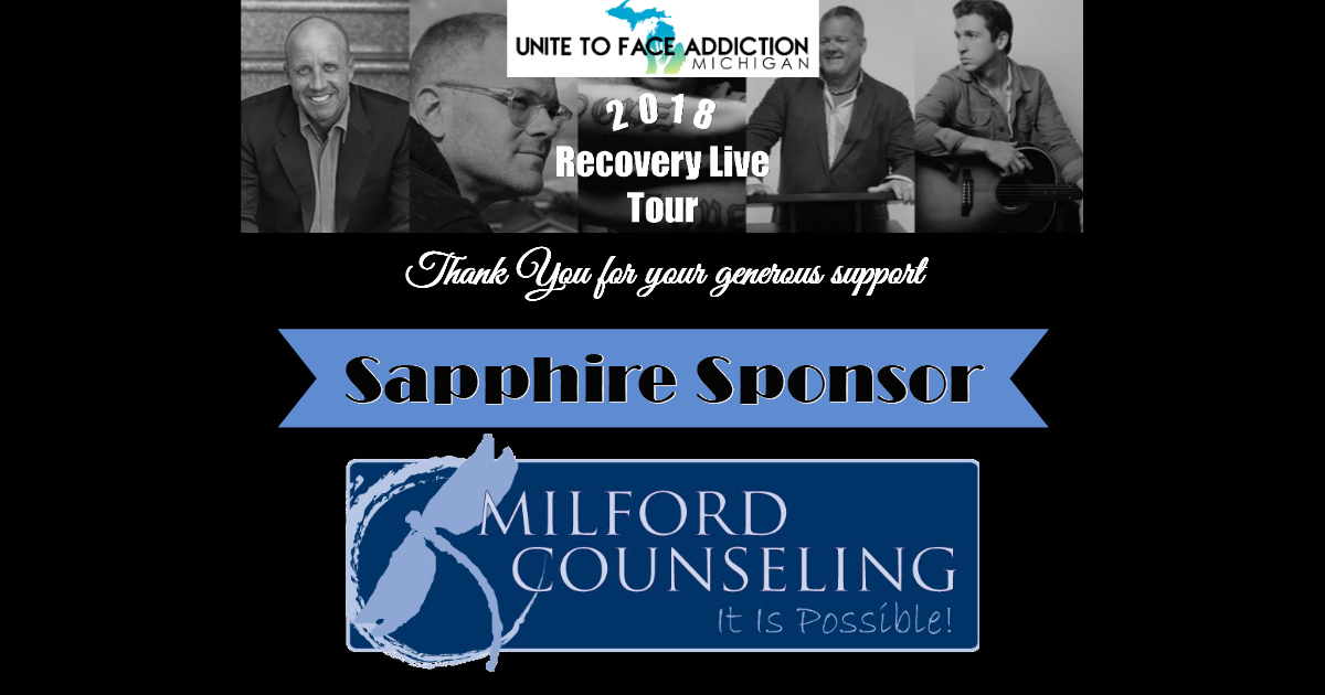 Sapphire Sponsor Milford Counseling