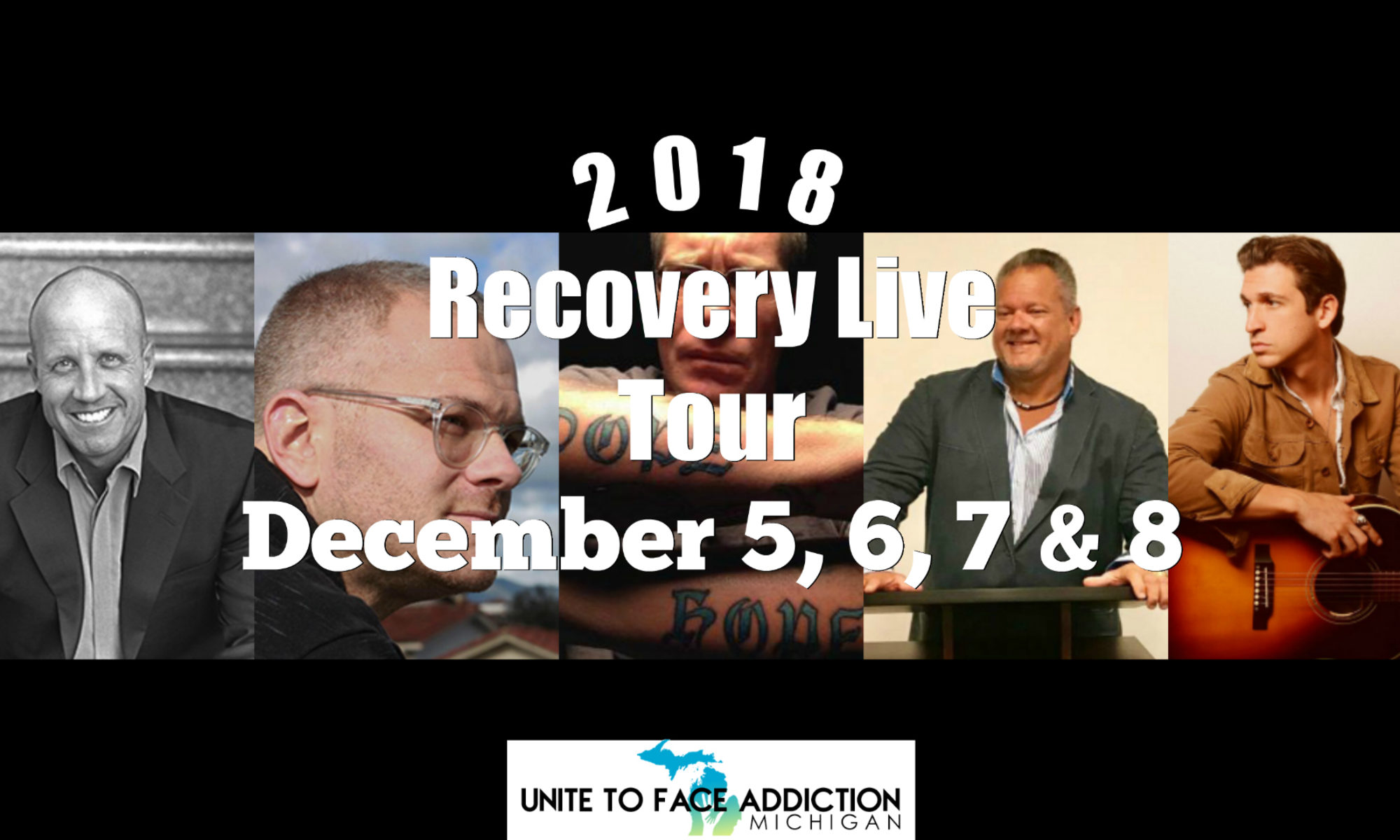 2018 Recovery LIVE Tour