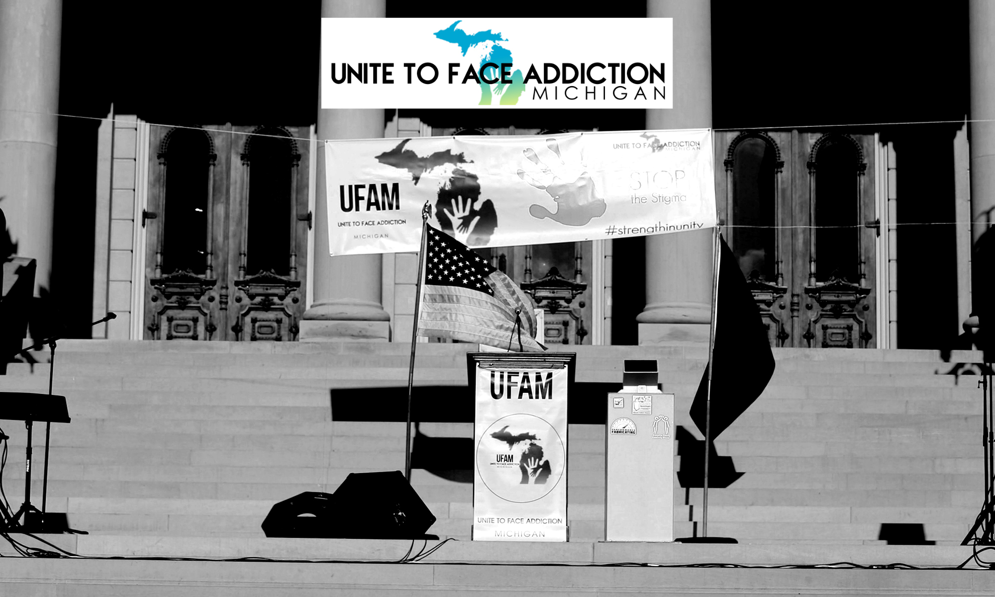 Unite to Face Addiction Michigan