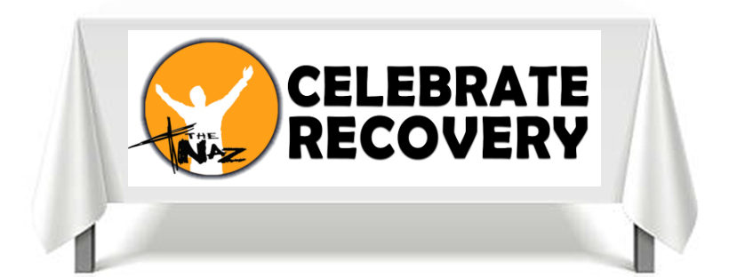 Celebrate Recovery Table