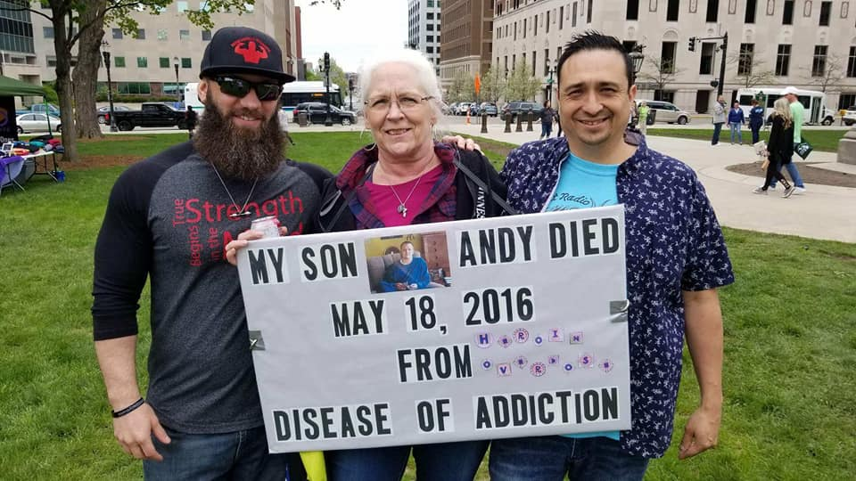 My Son Died of an Addiction