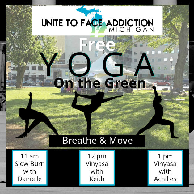 UFAM Yoga on the Green