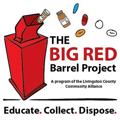 The Big Red Barrel Livingston County