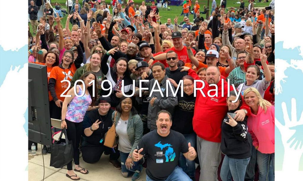 UFAM Rally 2019