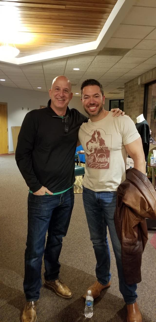Joe Jaber & Brian Cousins