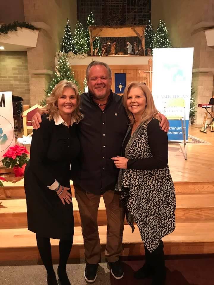 Darlene, Randy & Lori