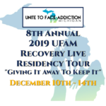 2019 UFAM Recovery Live Residency Tour
