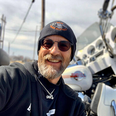 Billy Pfieffer - Trials to Triumph Motorcycle Ministry - Kentucky