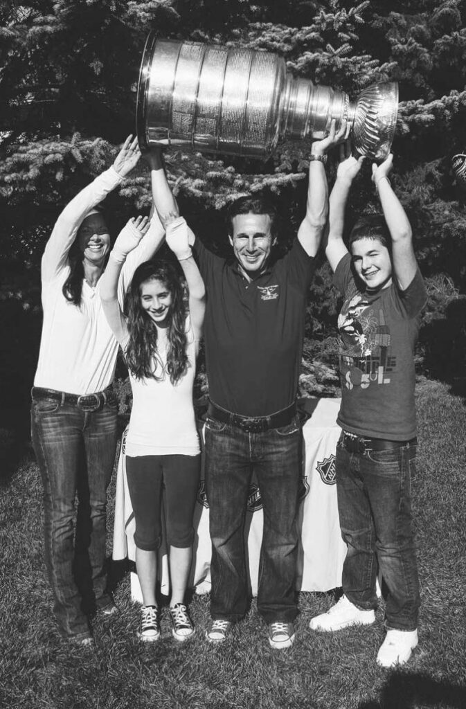 Jamie Daniels Family