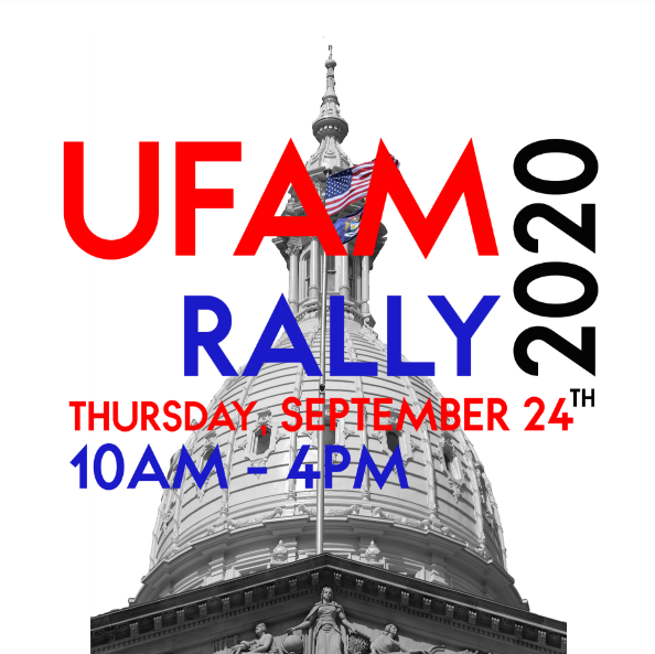 UFAM Rally 2020 September 24th