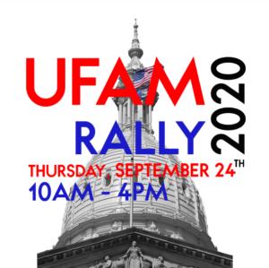 UFAM Rally 2020 September 24th