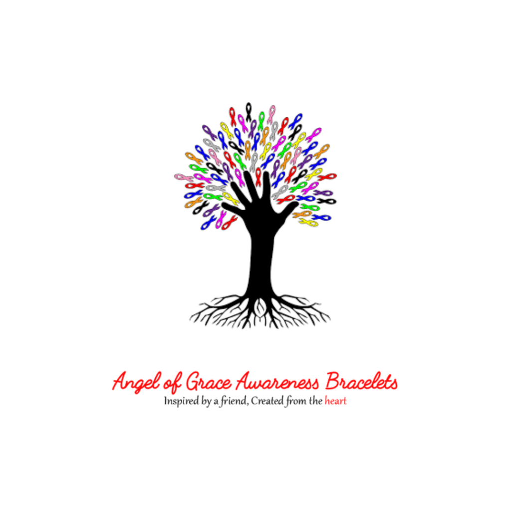 Angel of Grace Awareness Bracelets